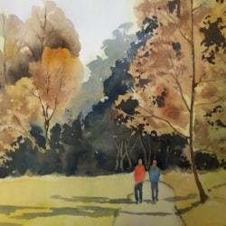''Autumn Sunshine''
