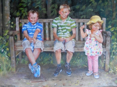 Harry, Jude and Martha