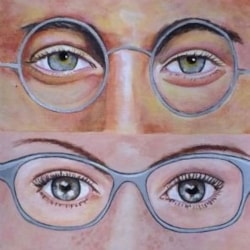 Four Eyes by Anni Morris