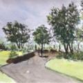 Promenade gardens, Southport