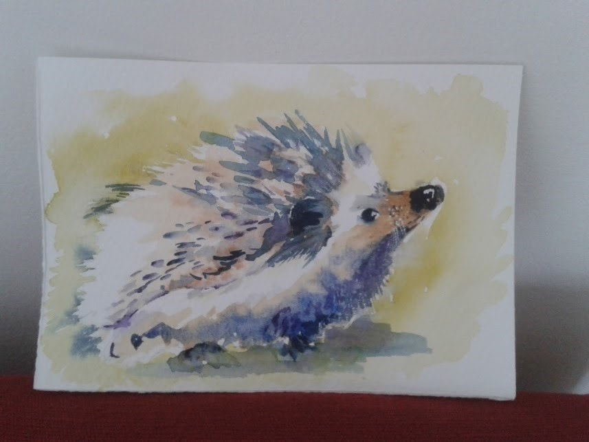 Horace Hedgehog