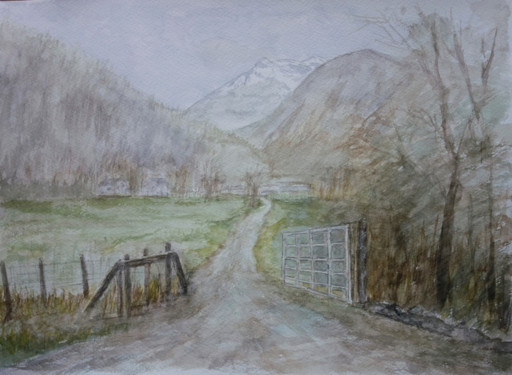 Path to Ullock