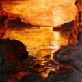 Sunset Nuns Pool