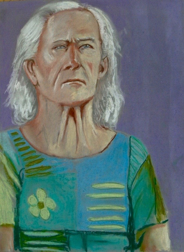 Aged Hippy Strikes Again