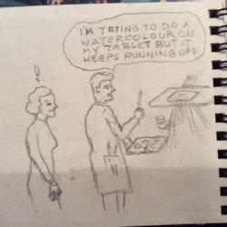 cartoon  Confusion