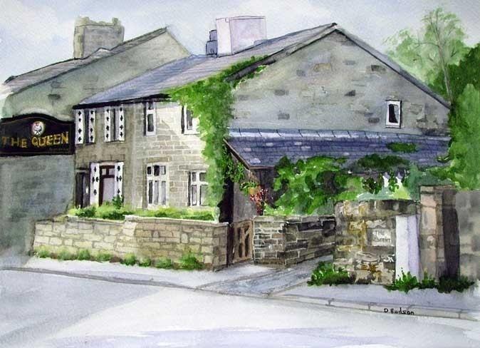 The Queen pub