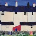 Back Of The Terrace (After Stephen John Owen)