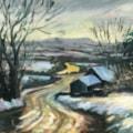 Winter Afternoon, Pauperhaugh