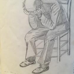Utter despair