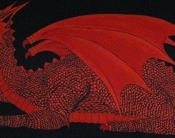 Waking the dragon (Better photo re post )