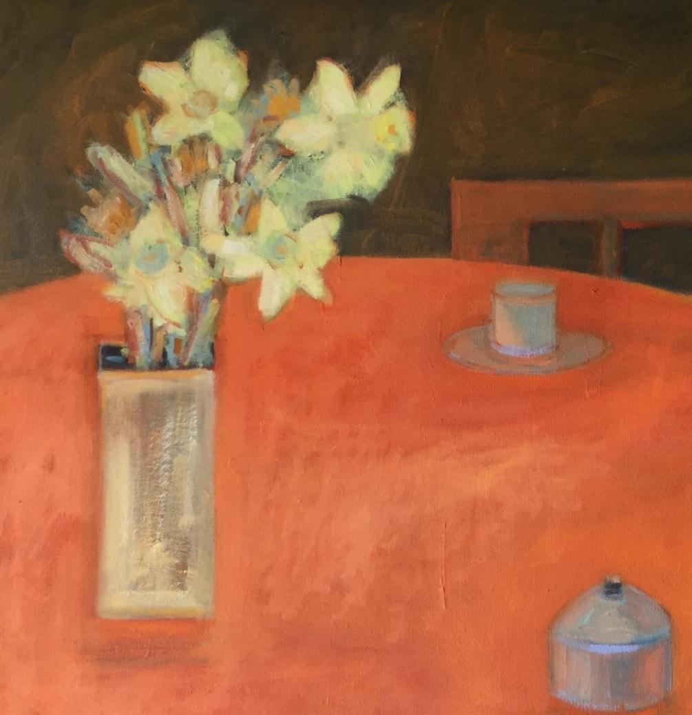 Orange Tabletop