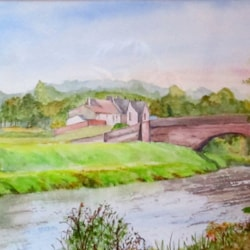 The Ribble near Ribchester
