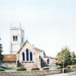 St Mary's church, Eynesbury St Neots