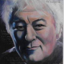 portrait of a poet