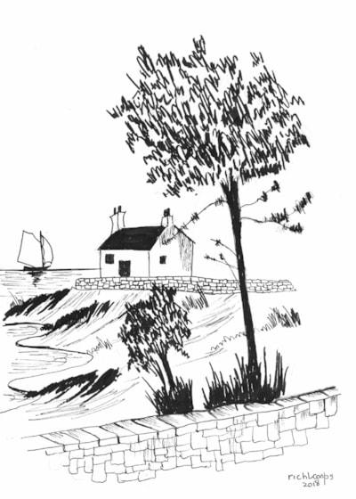 Breton Cottage (La Trinite Sur Mer)