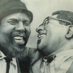 Dizzie and Monk
