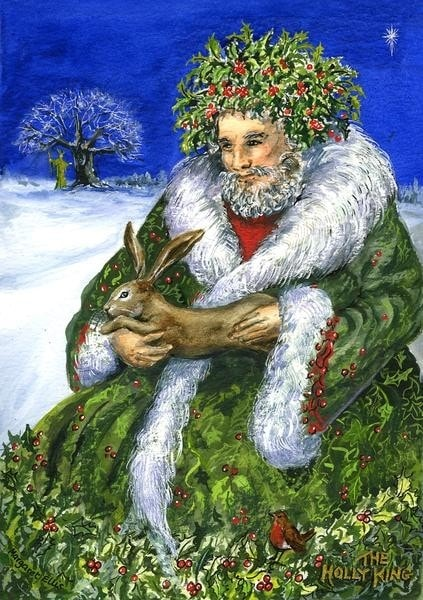 The Holly King.