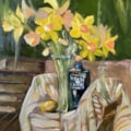 A Trolley Full of Daffs and a Bottle of Haig!