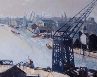 Dockland Scene.
