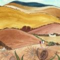 Autumnal Downland