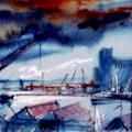 Barry Docks, South Wales
