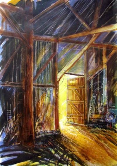 Old Barns, Chebsey