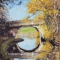 Bridge 180 Leeds Liverpool Canal near Skipton