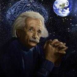 Albert Einstein- Universal Connections