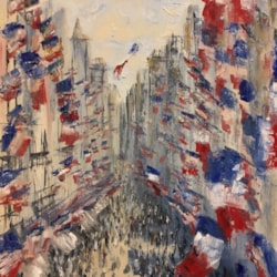 After Monet - Fete de 30 Juin
