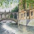 The Bridge of Sighs, St Johns College, University of Cambridge
