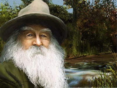 Whitman at Waldon Pond