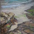 Rocks, Sand and Seaweed