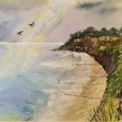 Shanklin Beach (third attempt)