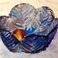 Lesley's Blue Bowl