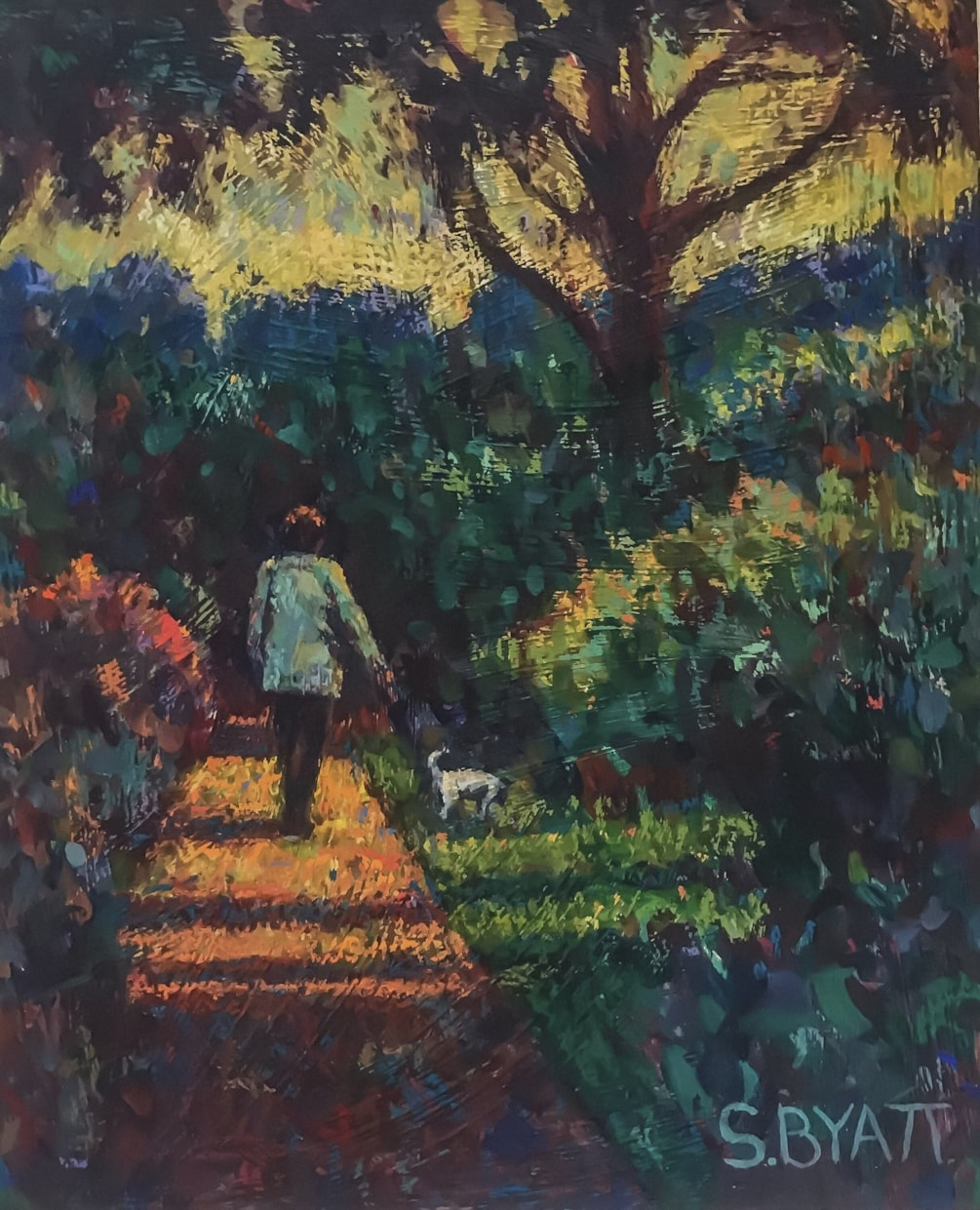 'Lorna and Jack' - Abbotsbury Gardens - Dorset