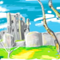Corfe Castle ©