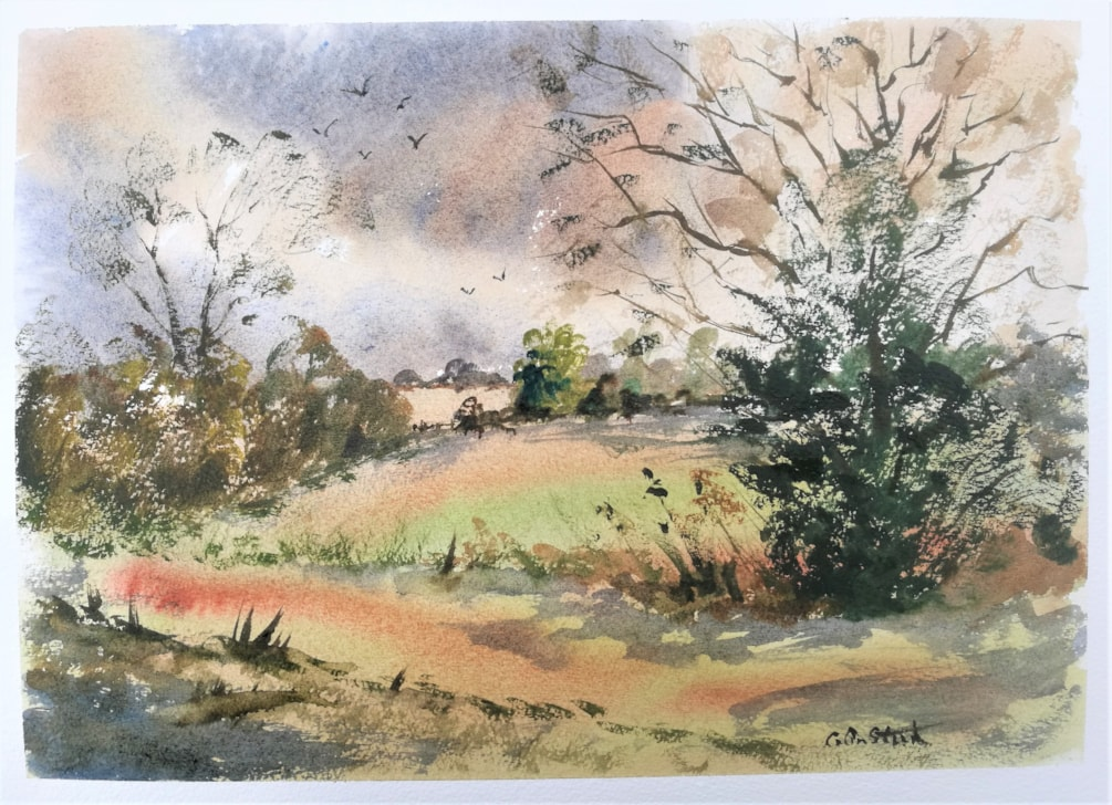 A Damp Winter Day