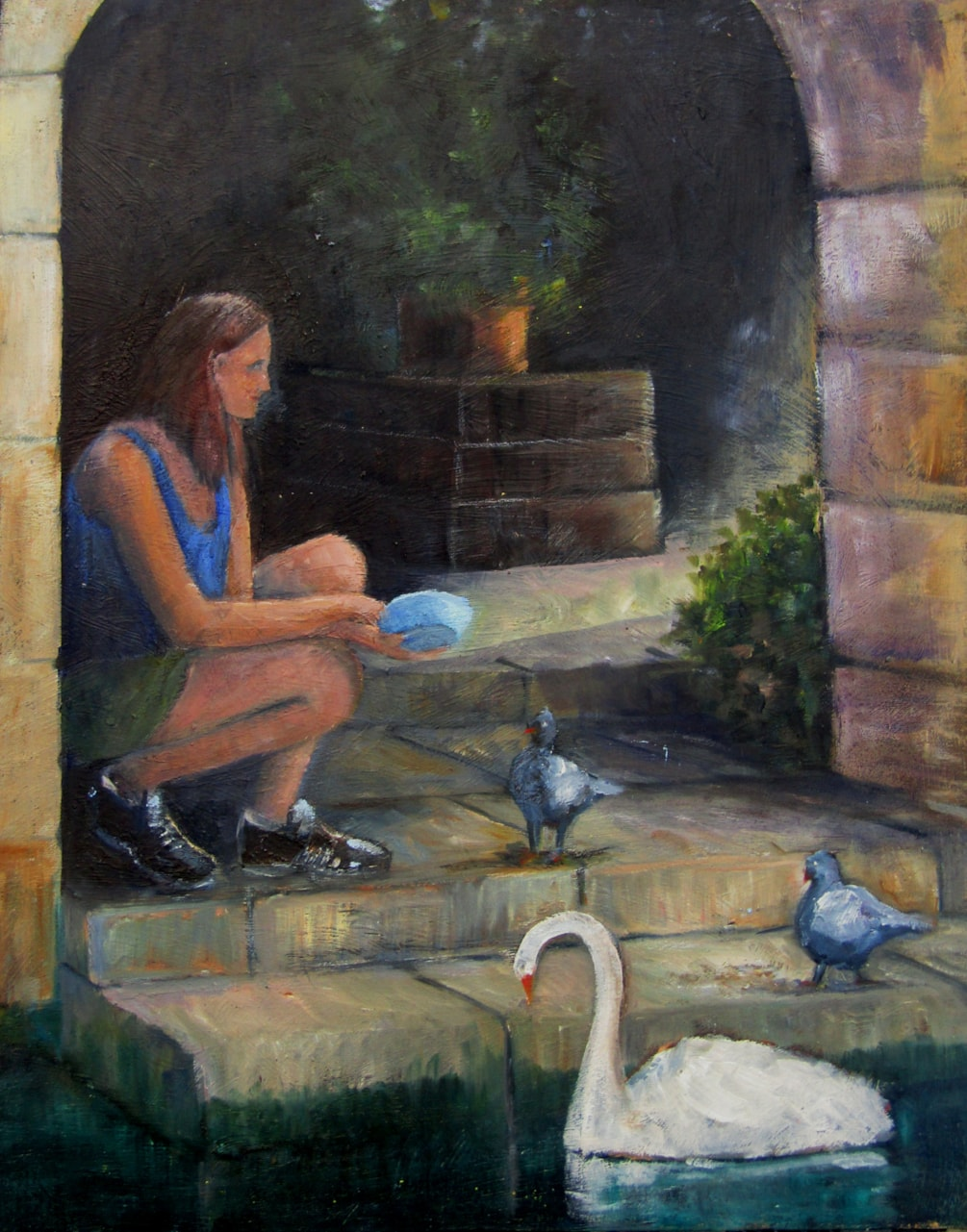 ANNACY BIRD LADY