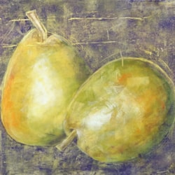 A Pair of Pears_Collette Hughes_2021