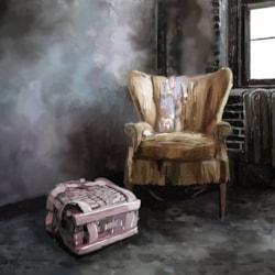 Abandoned  (13x14)