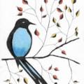 Abstract Bird (1)
