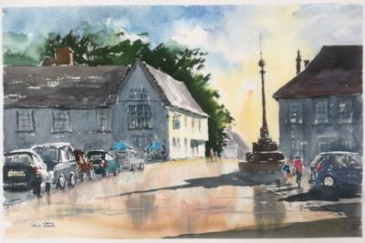 After The Storm, Lavenham (2)