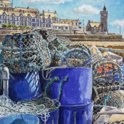 After the Catch, Porthleven