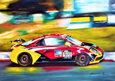 Alpine GT4 a