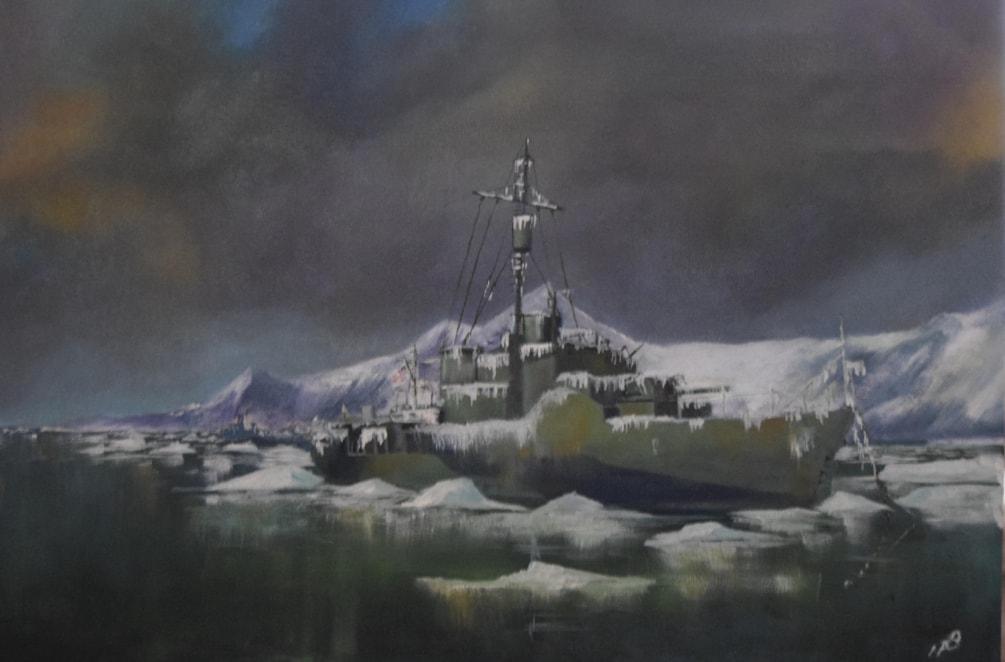 Arctic Anchorage