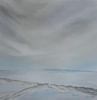 Arctic Skyscape II