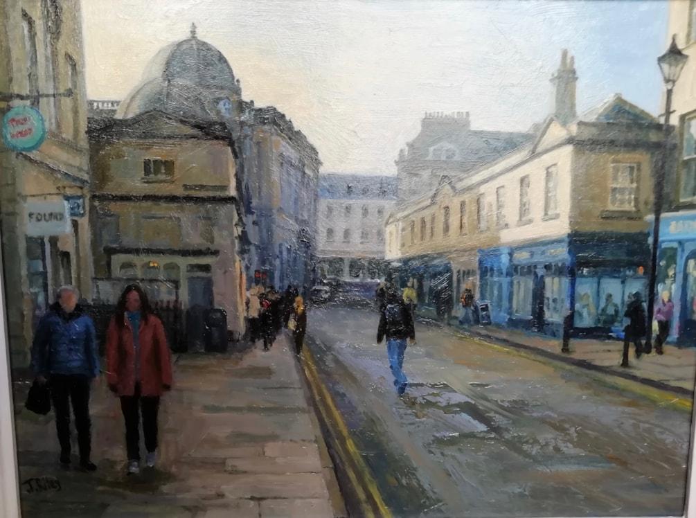 Argyle St, Bath