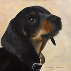 Arnie ColletteHughes Oil on Canvas 2020