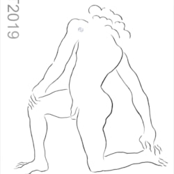 Athlete (canvas)