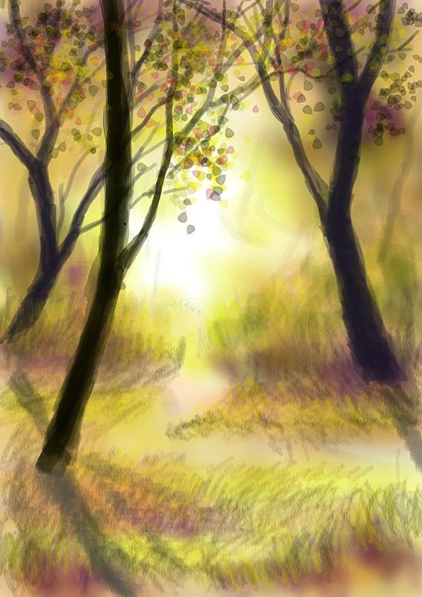 Autumn Glow 72dpi